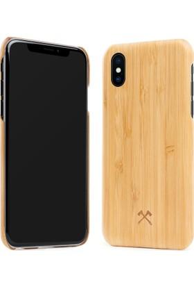 Woodcessories iPhone X EcoCase El Yapımı Gerçek Ağaç Telefon Kılıfı