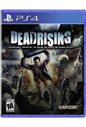 Dead Rising Ps4 Standard Edition Oyun