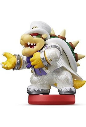 Nintendo Amiibo Super Mario Odyssey Bowser Figür