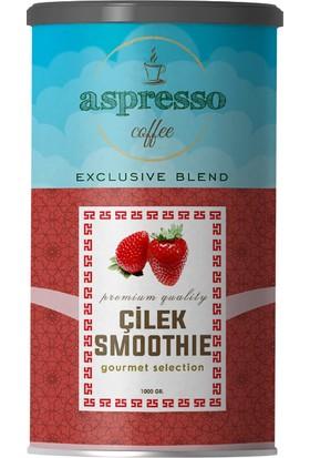 Aspresso Çilek Smoothie