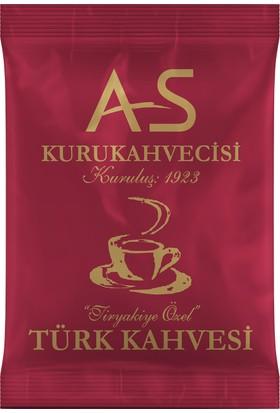 AS Geleneksel Orta Kavrulmuş Türk Kahvesi 100 Gr.