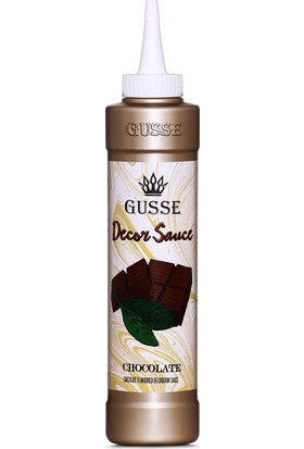 Gusse Çikolata Dekor Sos 750 Gr