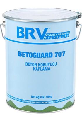 Brv Betoguard-707 - Tozumazlık Ve Mekanik Mukavemet Sağlayan Beton Koruyucu Kaplama