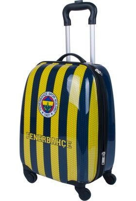 Hakan Çanta Fenerbahçe Lisanslı Çocuk Valiz Hkn82552