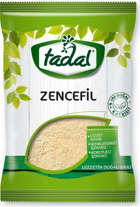 Tadal Zencefil 25 gr