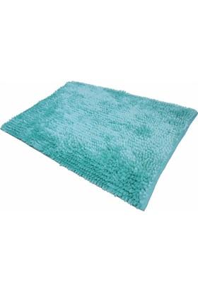 Şönil Mikrofiber Green Banyo Paspası 90x60 Cm