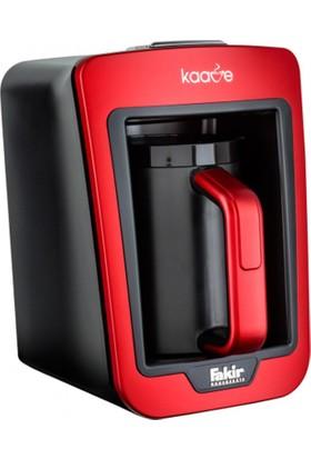 Fakir Kaave Kırmızı Türk Kahvesi Makinesi Rouge