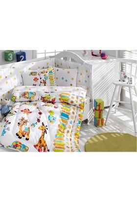 Cotton Box Oyun Bahçesi Turkuaz Bebek Uyku Seti