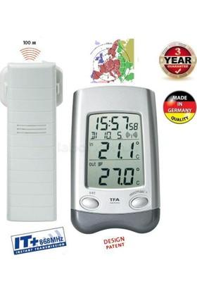 Tfa Wave Telsiz Termometre