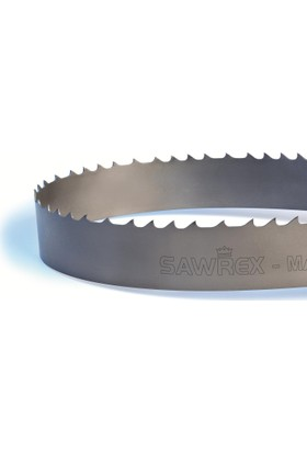 Sawrex Bi Metal Şerit Testere M42 - 34X1,1 Mm - Z 2/3 Diş