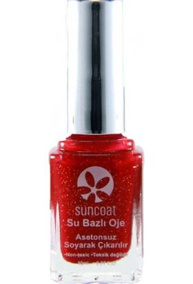Suncoat Doğal Mineral Oje - Golden Sunlight