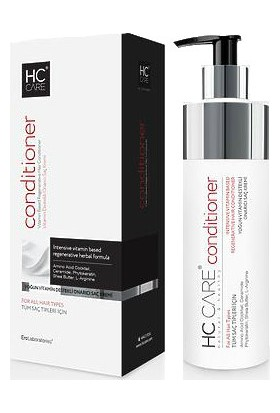 HC Hair Care Yoğun Vitamin Destekli Onarıcı Saç Kremi 300 ml.