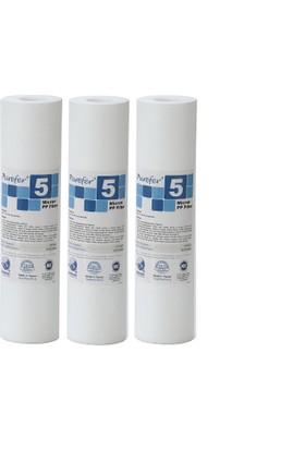 Global Water Solutions Kum ve Tortu Filtresi / 5 mikron (3 Adet)