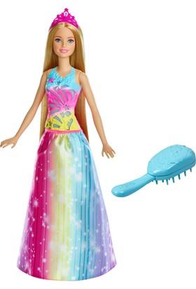 Barbie Dreamtopia Sihirli Saçlar Prensesi