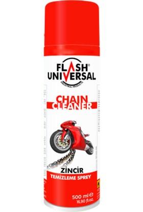 Flash Universal Zincir Temizleme Spreyi 500ml