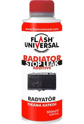 Flash Universal Radyatör Tıkama Katkısı 300ML.
