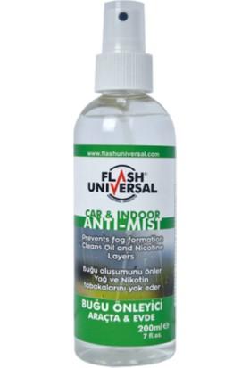 Flash Universal Buğu Önleyici Sprey 200ML.