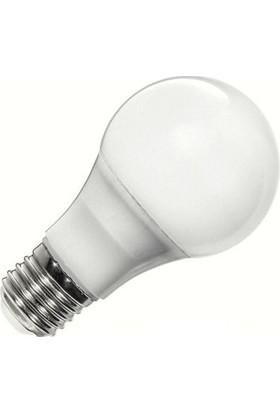 Sensörlü Led Ampul - Beyaz 470Lümen 6500K