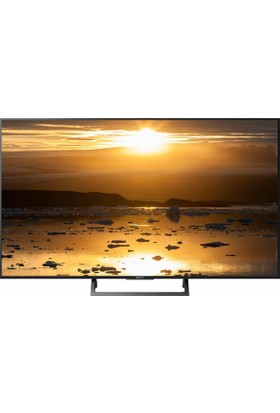 "Sony KD-49XE7077 49"" 123 Ekran HDR 4K Ultra HD Dahili Uydu Alıcılı Smart Led TV"