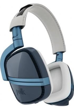 Polk 4 Shot Xbox One Oyuncu Gamer Kulaküstü Kulaklık - Mavi
