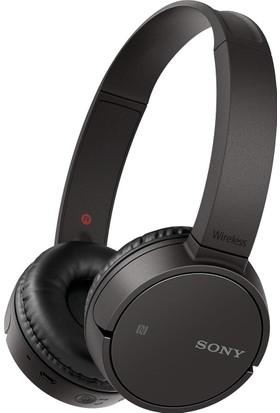 Sony WHCH500B Kulak Üstü Kulaklık Siyah