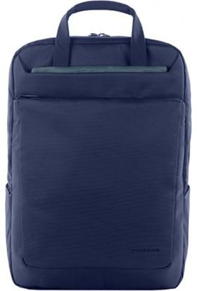 "Tucano Macbook/Ultrabook Sırt Çantası ""WorkOut Backpack"" 15"" Mavi TC.WO3BK.MB15.B"
