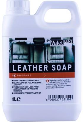 Valet Pro Leather Soap - Deri Temizleyici 1lt