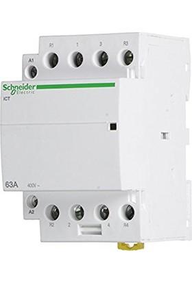 Schneider Schneider A9C20868 Trifaze Sessiz Kontaktör 63 Amper 2 Açık 2 Kapalı