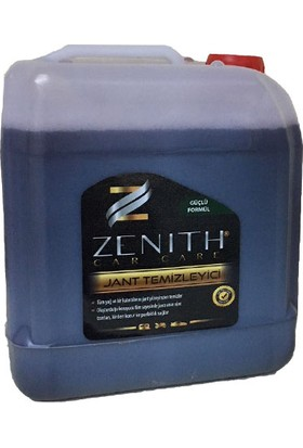 Zenith 5 Kg Jant Temizleyici