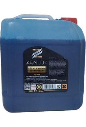 Zenith 5Kg Cilalı Nano Oto Şampuanı