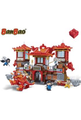 Banbao Savaş Kalesi 805 Parça