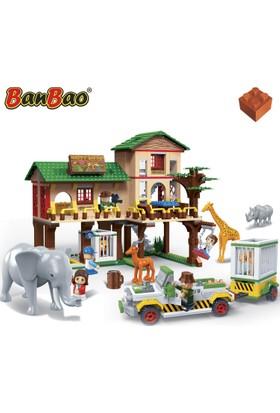 Banbao Safari 829 Parça