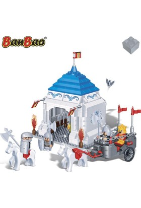 Banbao Şato 460 Parça