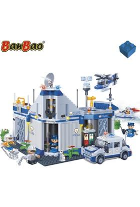Banbao Polis İstasyonu 718 Parça