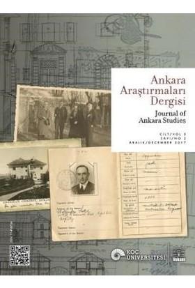 Ankara Araştırmaları Dergisi C5.S2