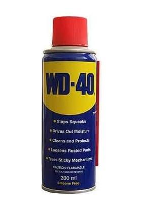 WD 40 200 ml Cok Amacli Pas Sokucu Sprey