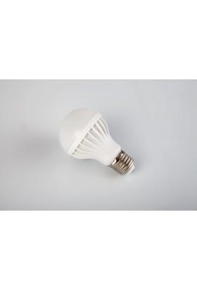 Odalight 5W Enerji Led Ampul Beyaz Işık 5'Li Paket