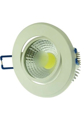 Odalight 5W Cob Led Armatür Beyaz Işık