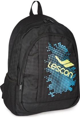 Lescon La-2072 Siyah Sırt Çantası