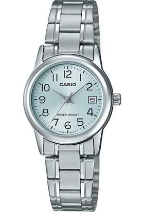 Casio LTP-V002D-2BUDF Kadın Kol Saati