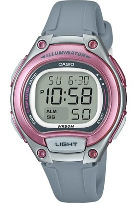 Casio LW-203-8AVDF Digital Kadın Kol Saati