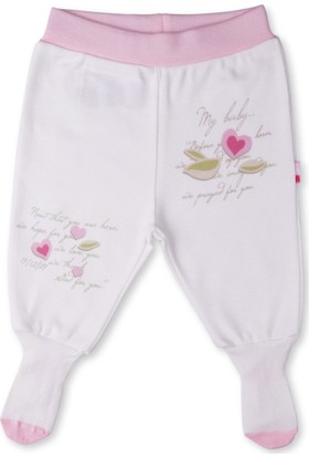 Baby Center Kalpli Mektup Çoraptolon