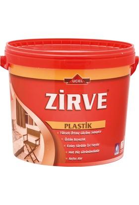 Tek Boya Zirve Plastik Beyaz 10 KG