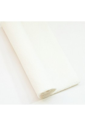İnce Keçe Kumaş -Hobi Malzemesi 1mm (50 x 50 cm) Krem