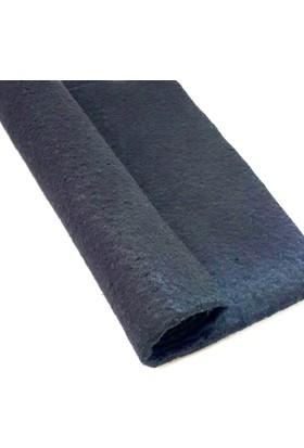 İnce Keçe Kumaş -Hobi Malzemesi 1mm (50 x 50 cm) Siyah