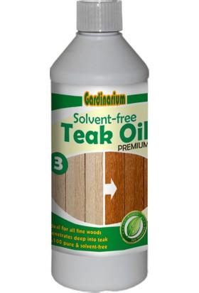 Gardinarium / Solventsiz Tik Yağı 500 ml