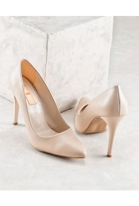 Elle Melisaa Kadın Ayakkabı Bej