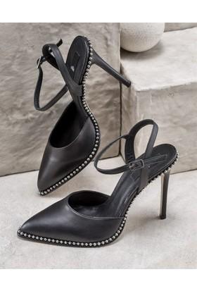 Elle Perla Kadın Ayakkabı Siyah