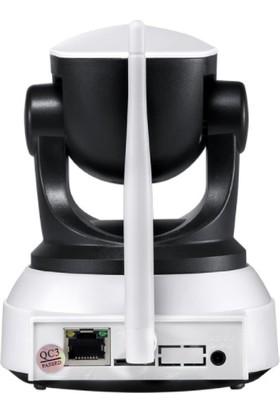 PaleTech KBR93 HD 1MP P2P WiFi Akıllı Hareketli IP Kamera