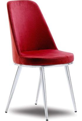 Mavievim Mutfak Sandalyesi (Kumaş) Sandalye